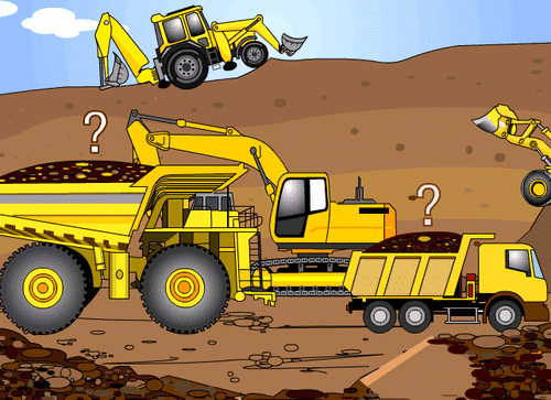 RFID mine transportation control makes efficiency more efficient