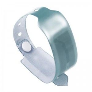 Disposable paper Wristband-PVC1003