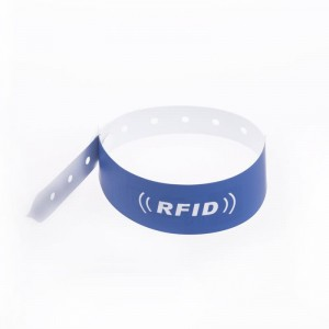 Disposable paper Wristband-PA002