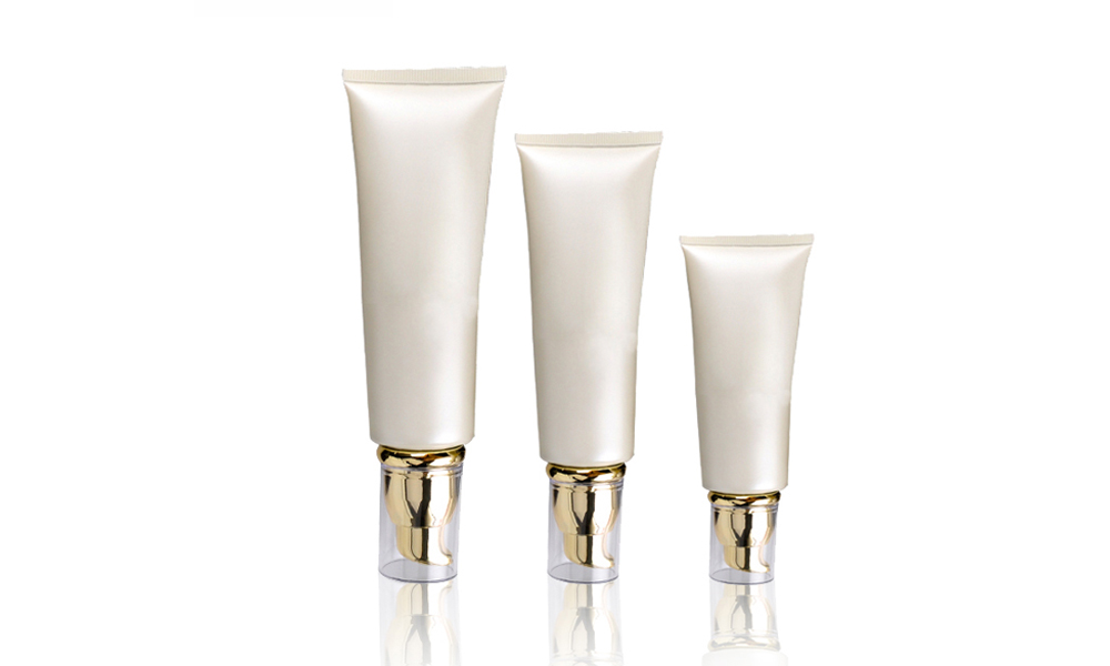5 Layers Plastic Cosmetic Packaging Airless Cream Tube Featured Image