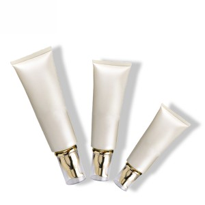 5 Layers Plastic Cosmetic Packaging Airless Cream Tube