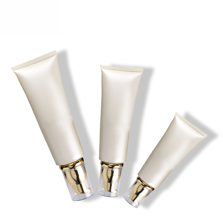 OEM Customized Cream Foundation In A Jar - 5 Layers Plastic Cosmetic Packaging Airless Cream Tube – TOPFEEL PACK