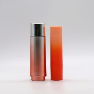 Customized Factory Plastic Cosmetic Liquid Essential Oil Dropper Bottle