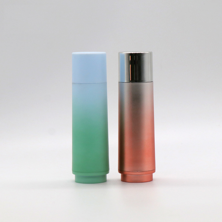 Factory wholesale 15ml Plastic Dropper Bottles - Customized Factory Plastic Cosmetic Liquid Essential Oil Dropper Bottle – TOPFEEL PACK detail pictures