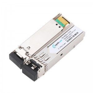 1.25Gb/s SFP 850nm 550m DDM Duplex LC optical transceiver