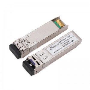 10Gb/s SFP+ LR 1310nm 20km DDM DFB LC Duplex optical transceiver