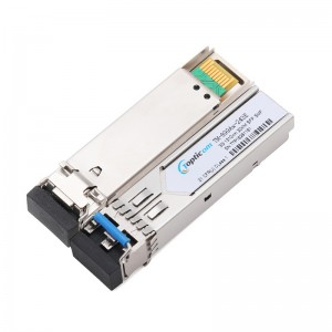 3Gb/s SFP+ 1310nm 20km DDM Duplex LC optical transceiver