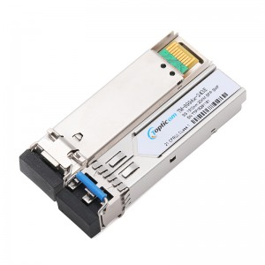 3Gb/s SFP+ 1310nm 40km DDM Duplex LC optical transceiver