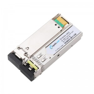 3Gb/s SFP+ 1550nm 40km DDM Duplex LC optical transceiver