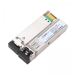 3Gb/s SFP+ 850nm 300m DDM Duplex LC optical transceiver