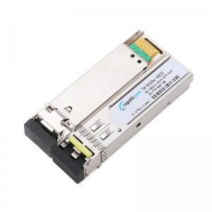 3Gb/s SFP+ CWDM 40km DDM Duplex LC optical transceiver