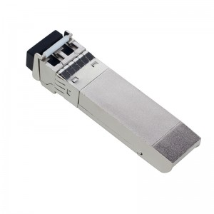 6Gb/s SFP+ 1310nm 70km DDM DFB Duplex LC optical transceiver