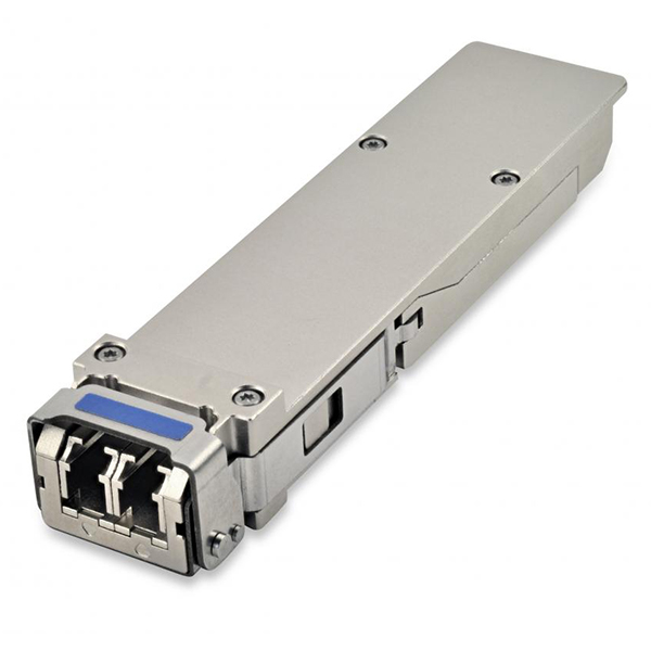 100Gb/S CFP4 1310nm 10km DDM LAN-WDM EML Optical Transceiver