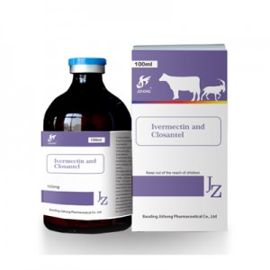 Ivermectin and Closantel Injection