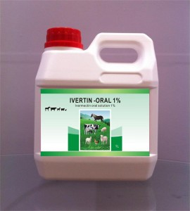 IVERTIN -ORAL 1% Ivermectin oral solution 1%
