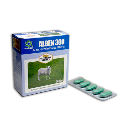 Albendazole Tablet 300mg Featured Image
