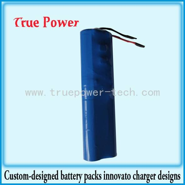 Li-ion Battery Packs 3.7V 7200mAh 18650