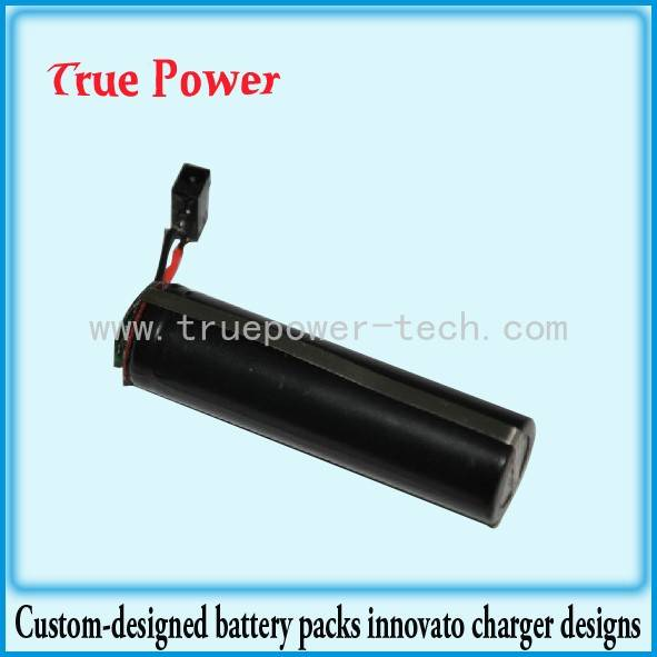 3.7V 2600mAh Cylindrical Battery Pack