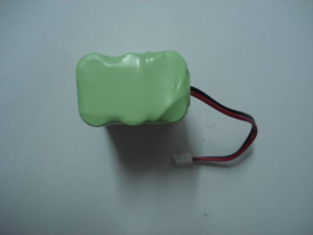 Ni-MH rechargeable battery pack 8.4V 1300mAh