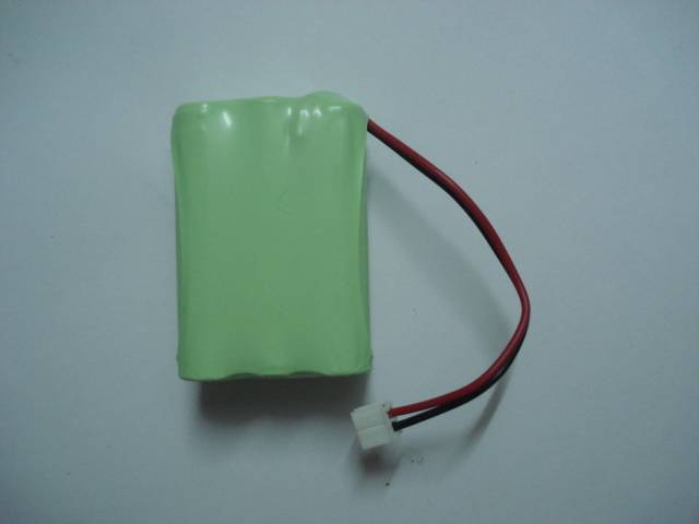 NiMH 3.6V 2/3AA Battery Pack