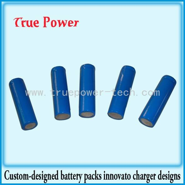 3.2V LiFePO4 Rechargeable Battery Cell