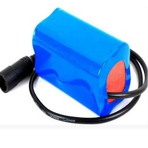 High capacity 18650 battery 7.4V 4000mah