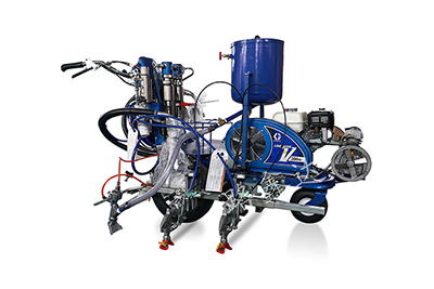200HS Two Component Road Spray Machine Featured Image