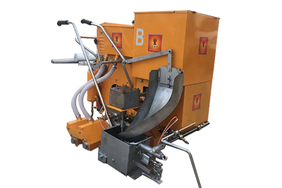 Two Component Rib Line Road Marking Machine Featured Image