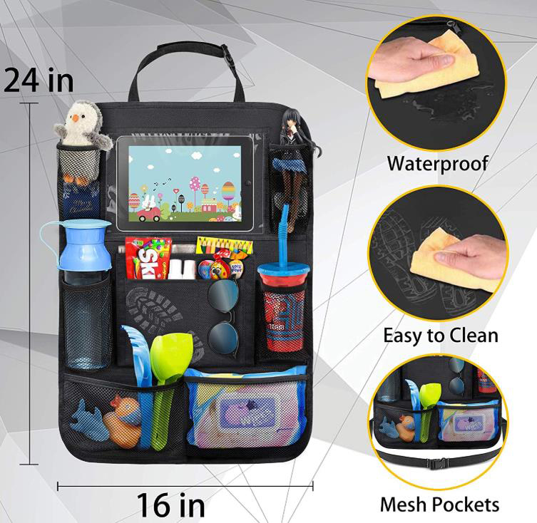 Car Organizer Backseat Custom Accessories Bag Organizer Popular Car Organizer Bag
