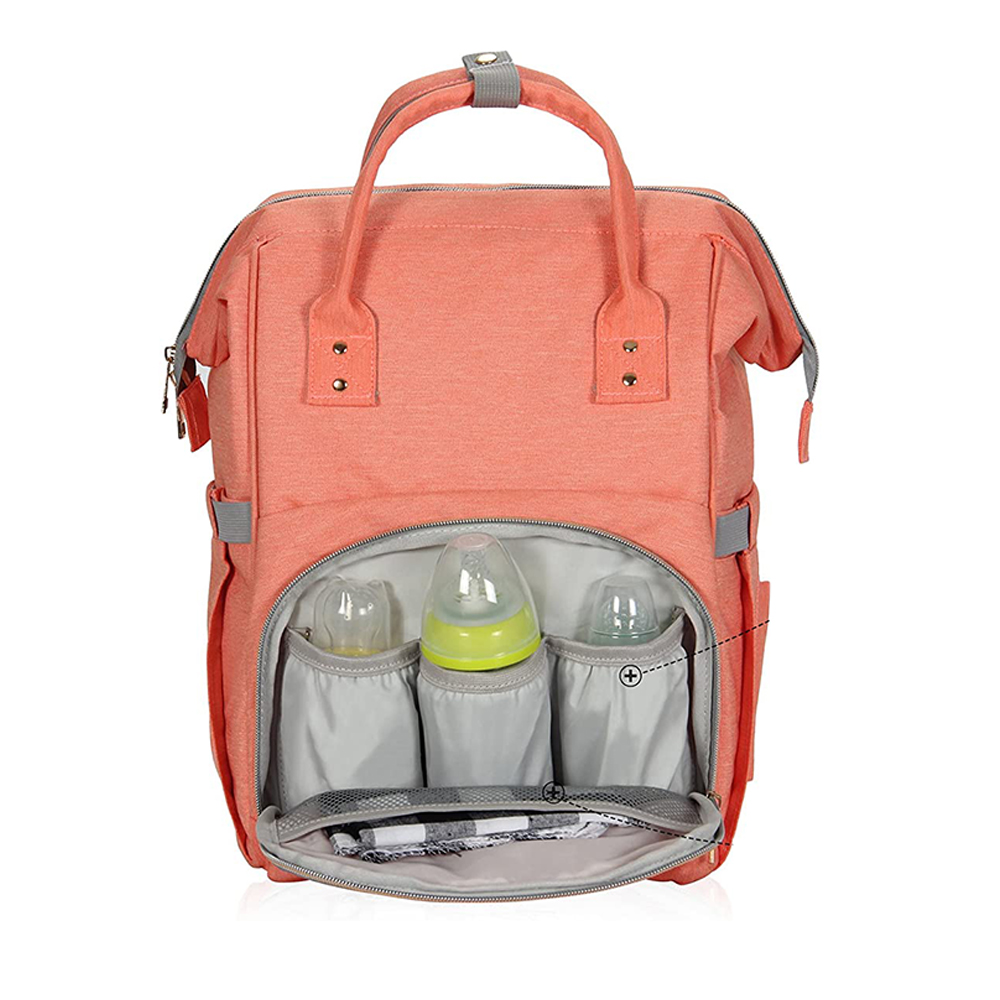 Mummy Bag Can Be Used To Store Travel Laptop Bag, Waterproof Multi-Functional Backpack