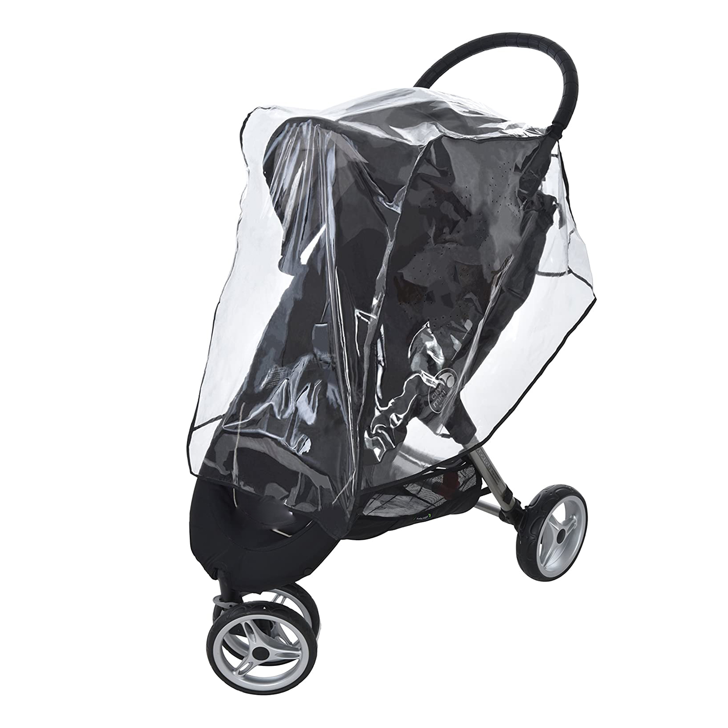 Stroller Weather Shield, Clear, One Size