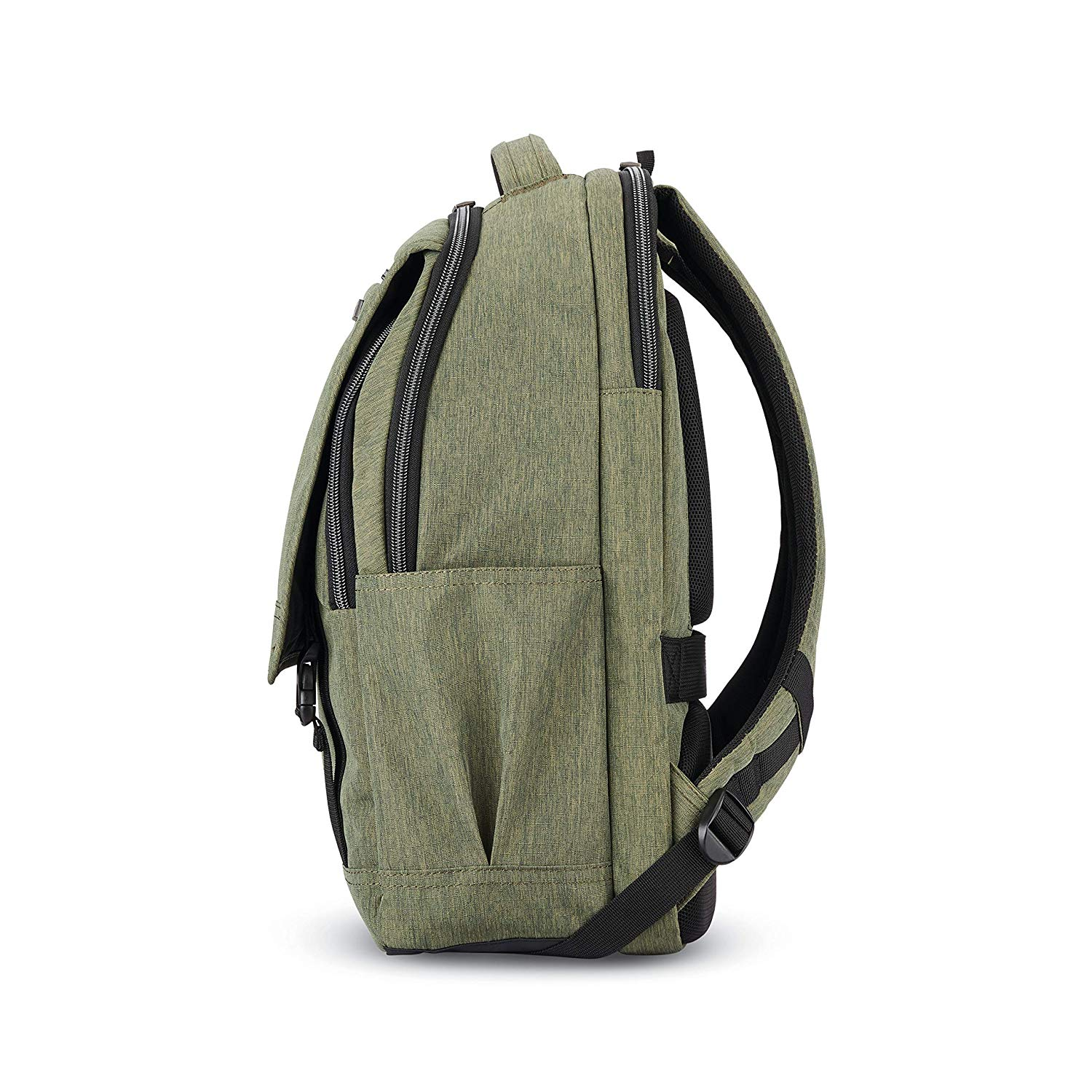 Modern Utility Paracycle Backpack Laptop, Charcoal Heather, Travel Backpack, Wear Resistant And Not Easy To Break