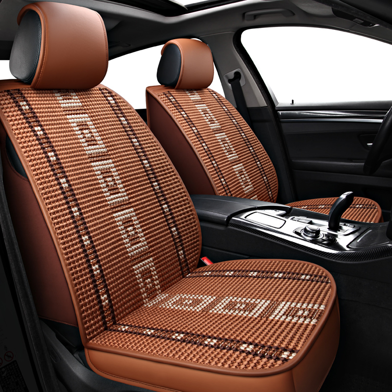 Universal Car Seat Cover Set Newest Seat Protection Hot Selling Leather Luxury Auto Seats