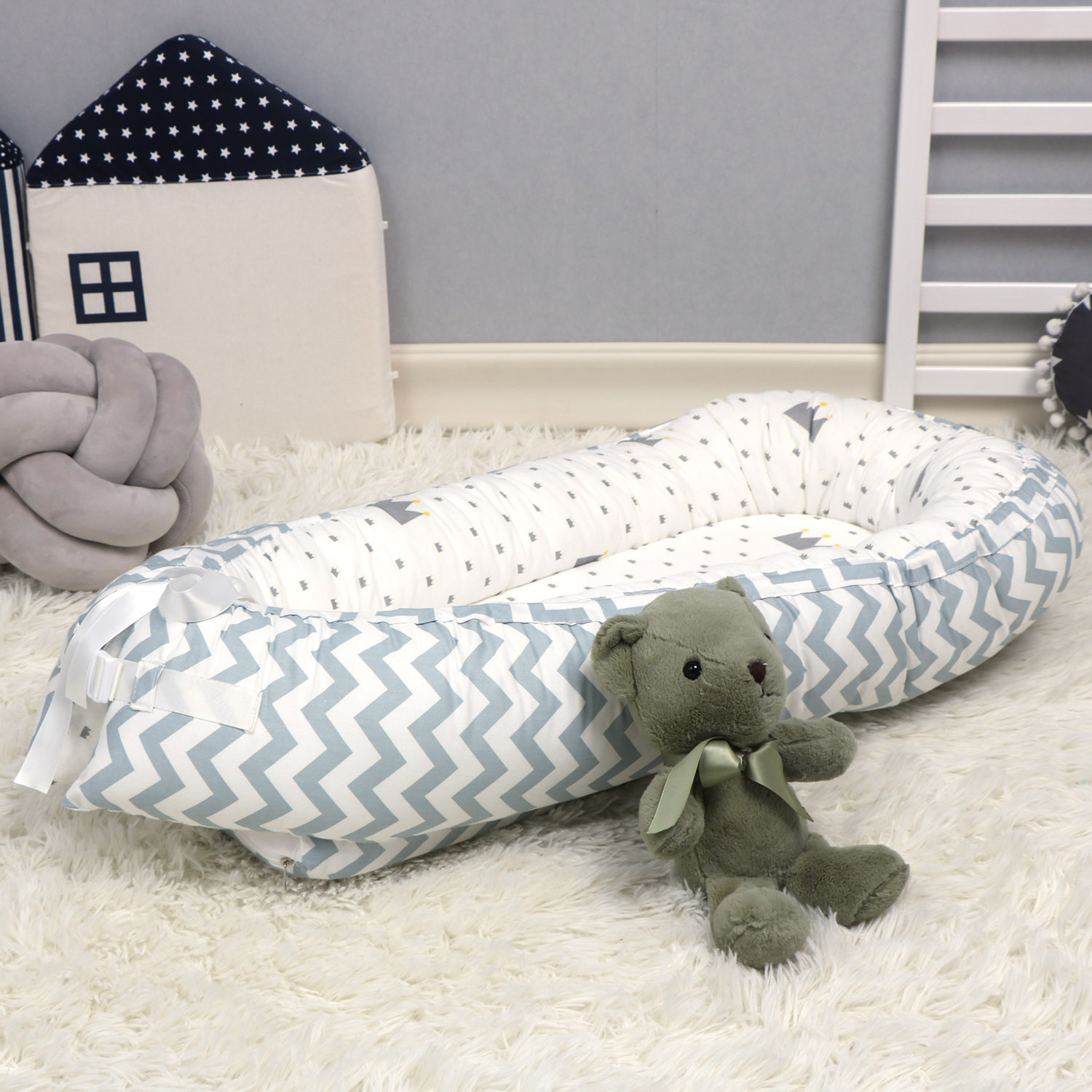 Detachable Sleep Nest Amazon Hot Selling Infant Detachable Sleep Bed