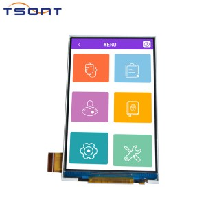 Small sized screen,H40B18-00Z