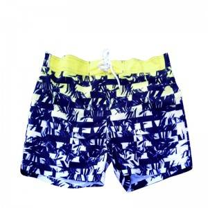 Beach Shorts Mens Swim Trunks