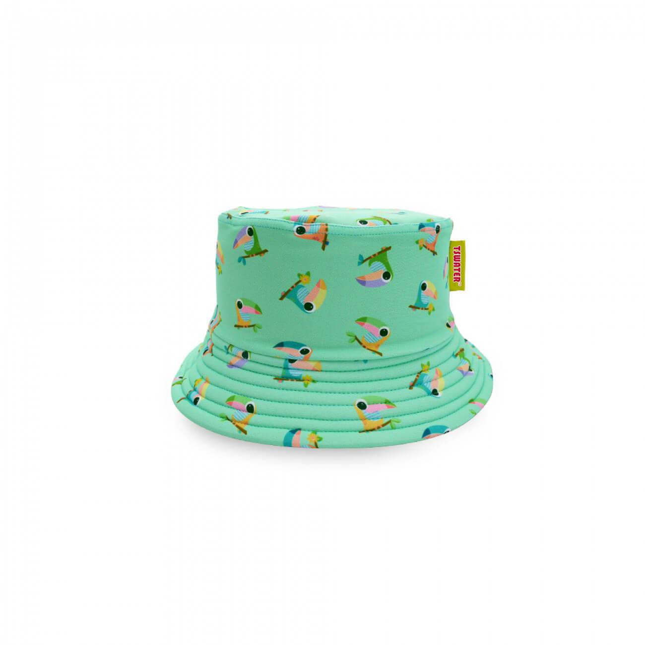 Stringable fabric soft children's sun hat Featured Image