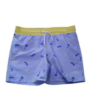 Quick Dry Sublimation Printed Board Shorts Plus Size Beach Shorts Mens Swim Trunks