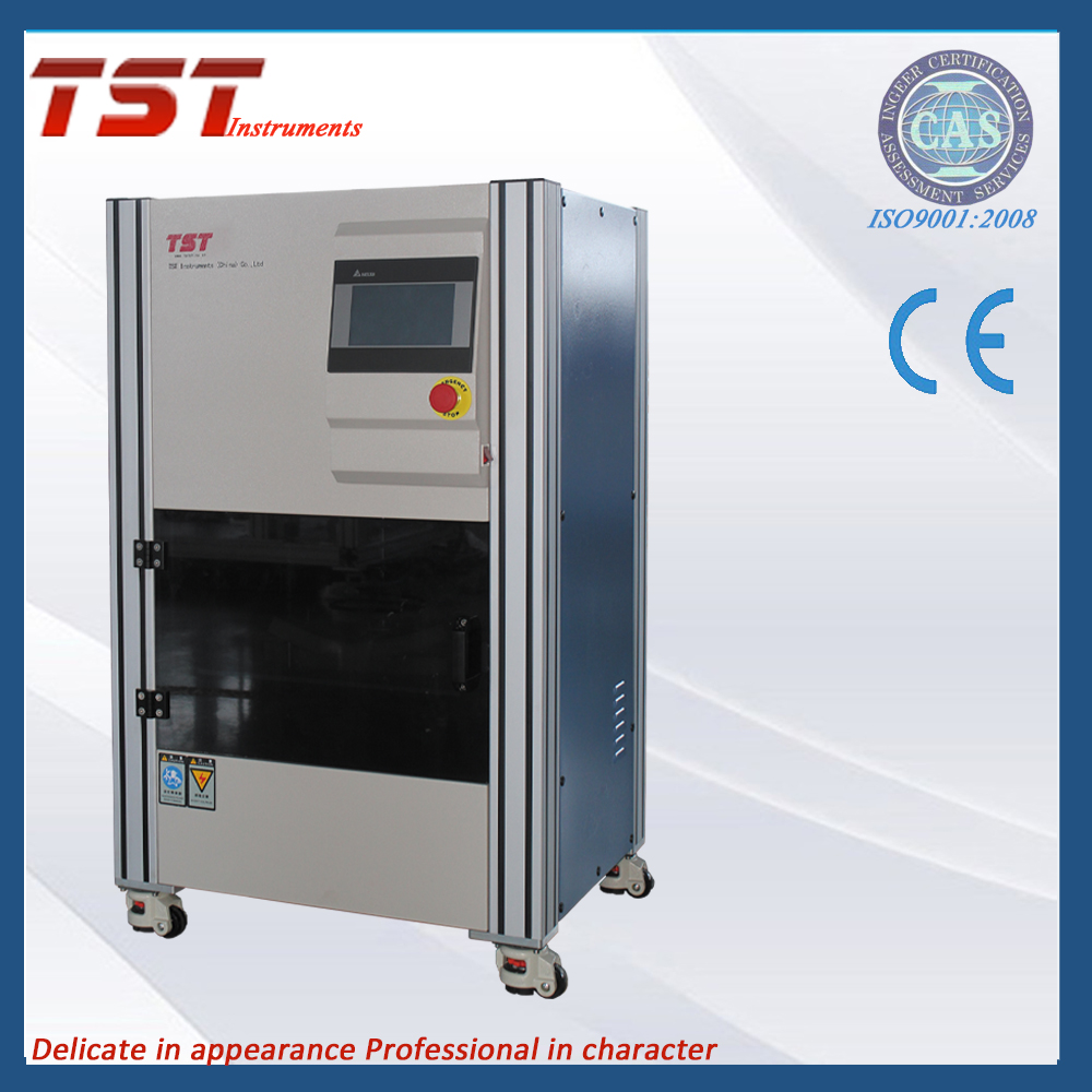 Foam repeatly compression tester