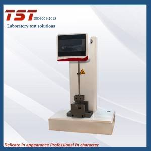 Charpy impact strength tester