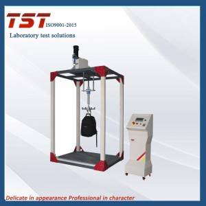 Case and Bags impact tester by shaking method