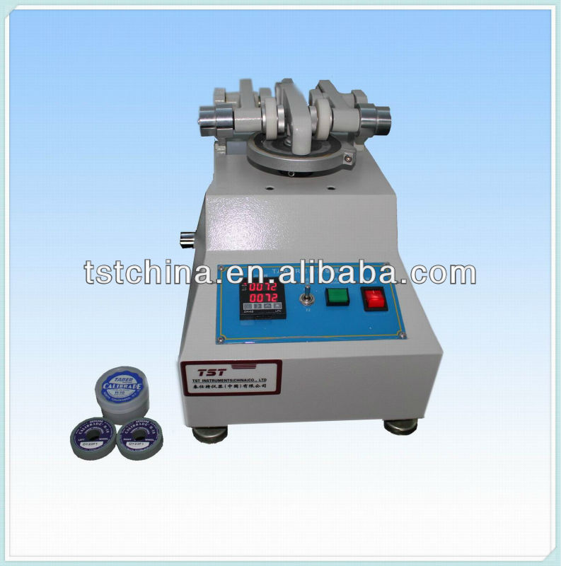 Taber Abrasion & Wear Testing Machine