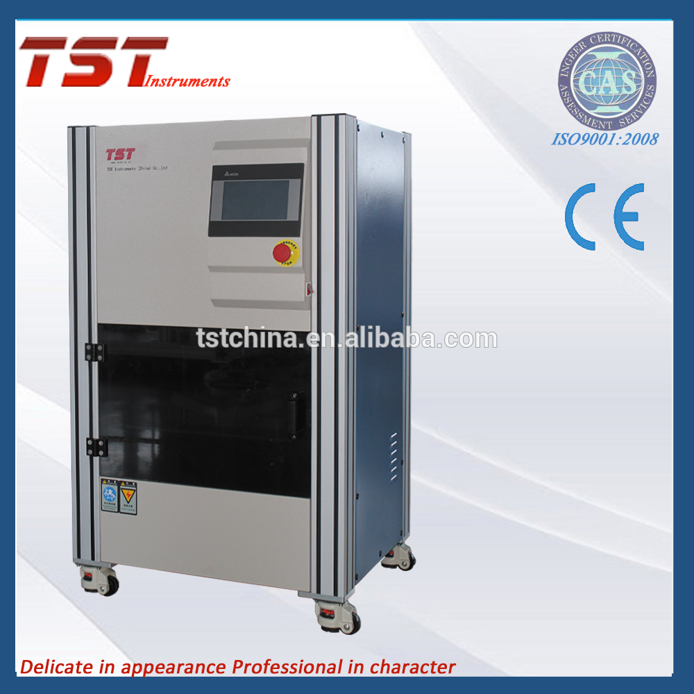 Foam dynamic fatigue by constant load pounding-foam compression tester Featured Image