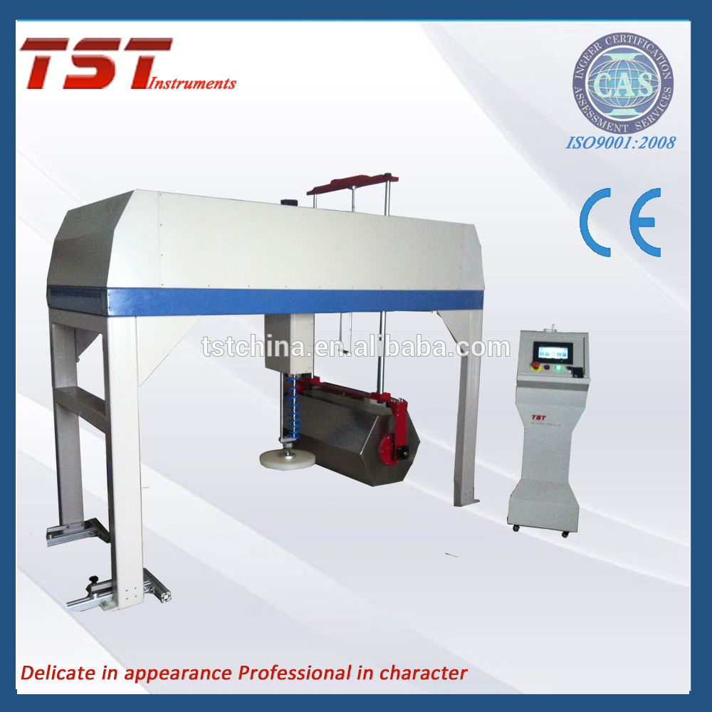 ASTM F 1566 Mattress Roller Durability Tester-mattress fatigue test