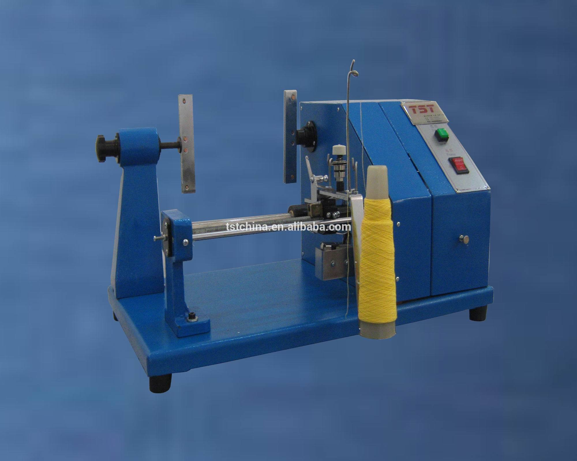 Ang ASTM D2255 Electronic Yarn Inspection Machine-yarn evenness test