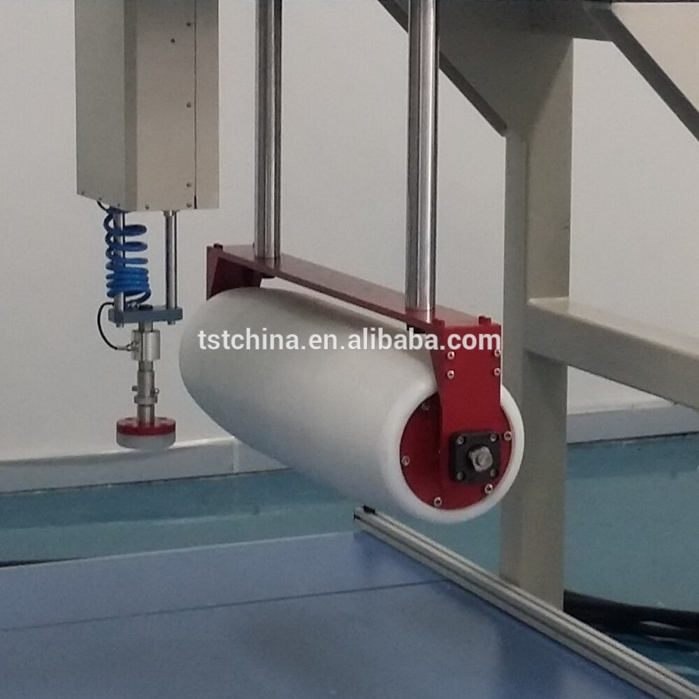 Mattress combined tesing machine for roller durability,height ,firmness and edge pressure durability-mattress testing equipment
