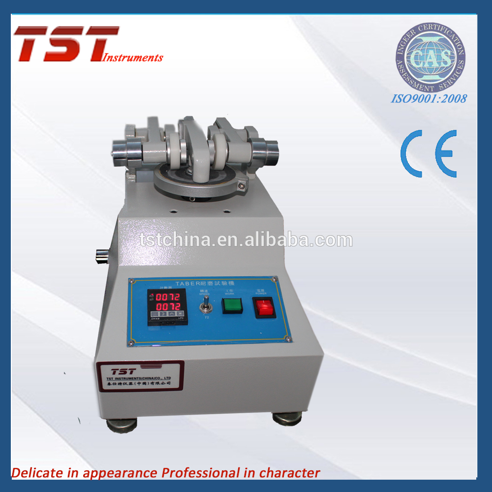 coated material Taber Abrasion Resistance Tester