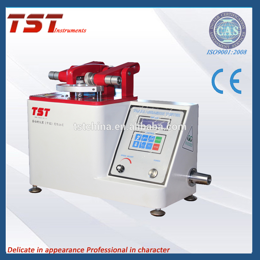 Furniture surface paint film taber Abrasion Tester