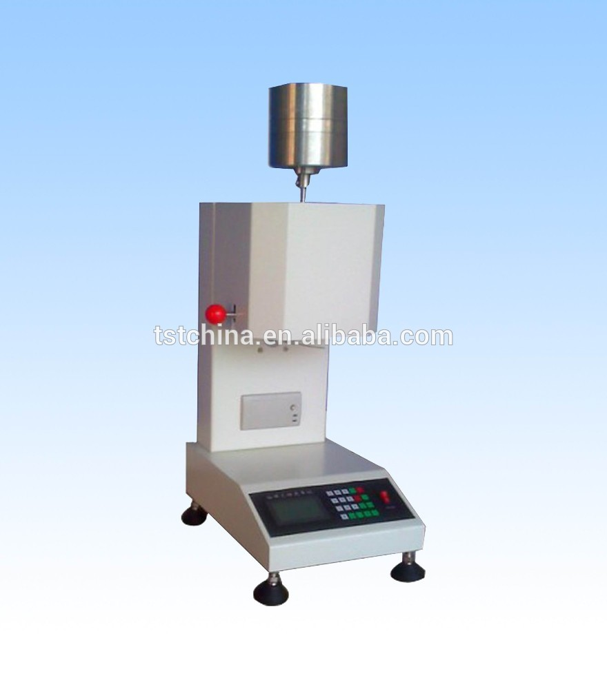Plastic metal flow indexer(MFI)tester- Thermoplastics MFR&MVR tester