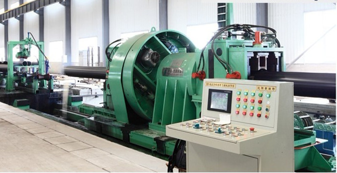ERW 610mm Tube Mill